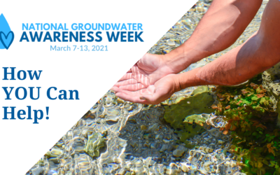 Groundwater Awareness Week News You Can Use